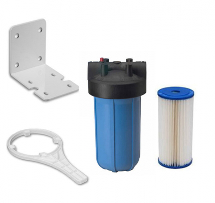 chlorine removal filter for smaller homes