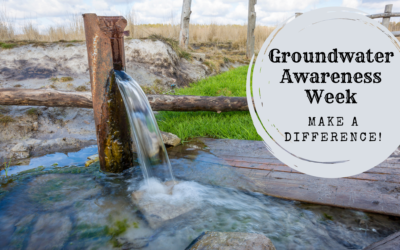 10 Tips For Groundwater Awareness Week